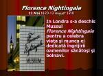 florence nightingale 12 mai 1820 13 august 191026