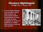 florence nightingale 12 mai 1820 13 august 19105