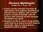 florence nightingale 12 mai 1820 13 august 19108