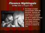 florence nightingale 12 mai 1820 13 august 19109