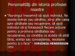 personalit i din istoria profesiei noastre10