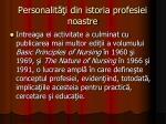 personalit i din istoria profesiei noastre7