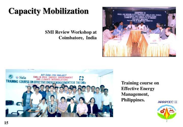 Capacity Mobilization