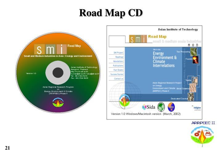 Road Map CD