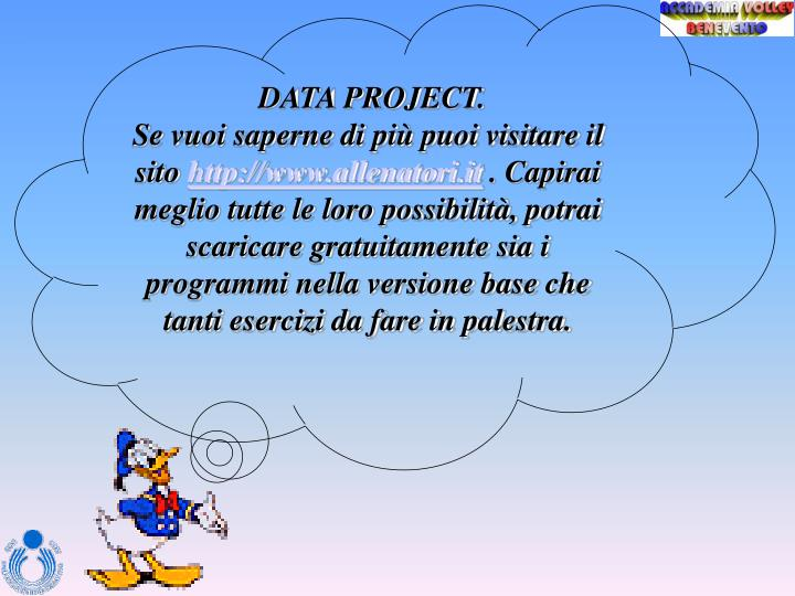 DATA PROJECT.