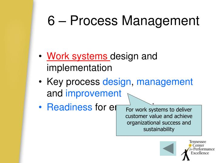 6 – Process Management