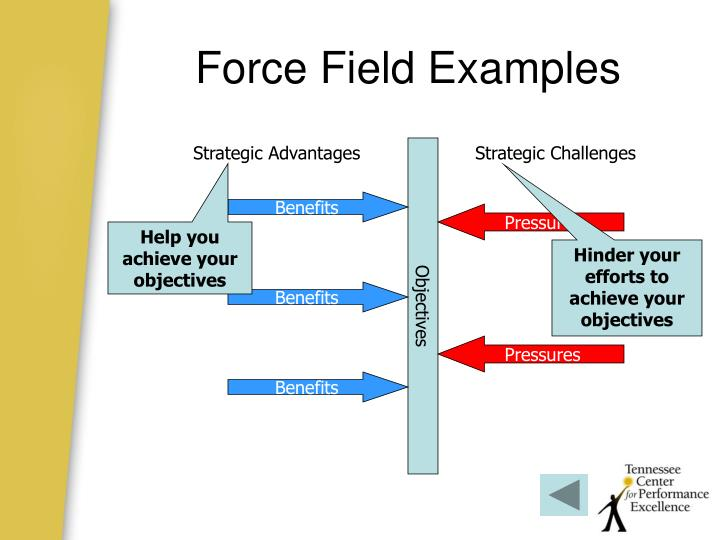 Force Field Examples
