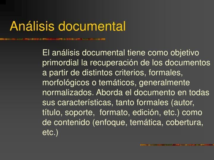 An lisis documental1