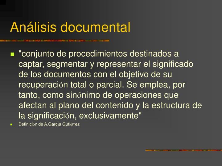 An lisis documental2