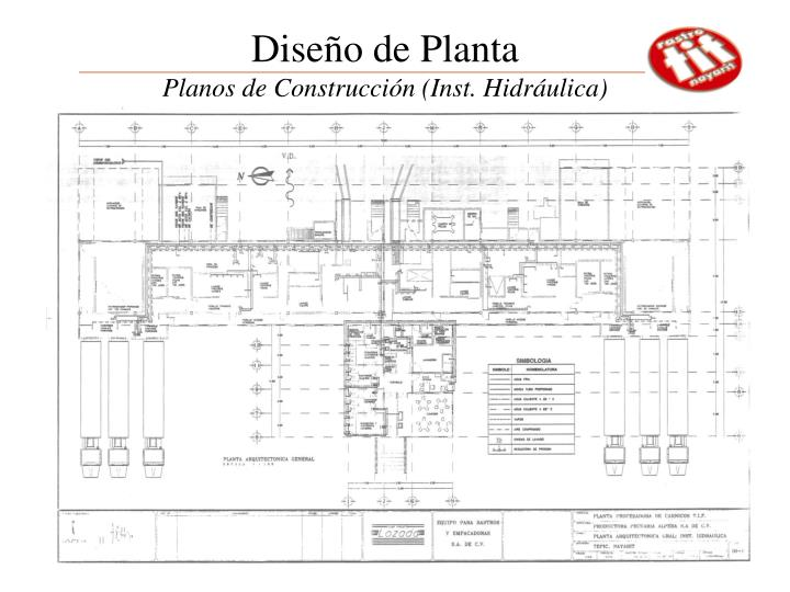 Diseño de Planta