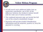 yellow ribbon program1