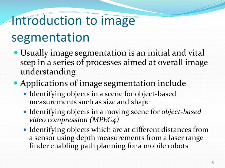 Introduction to image segmentation1