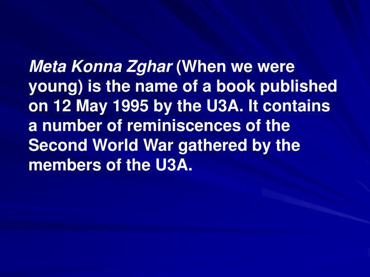 Meta Konna Zghar