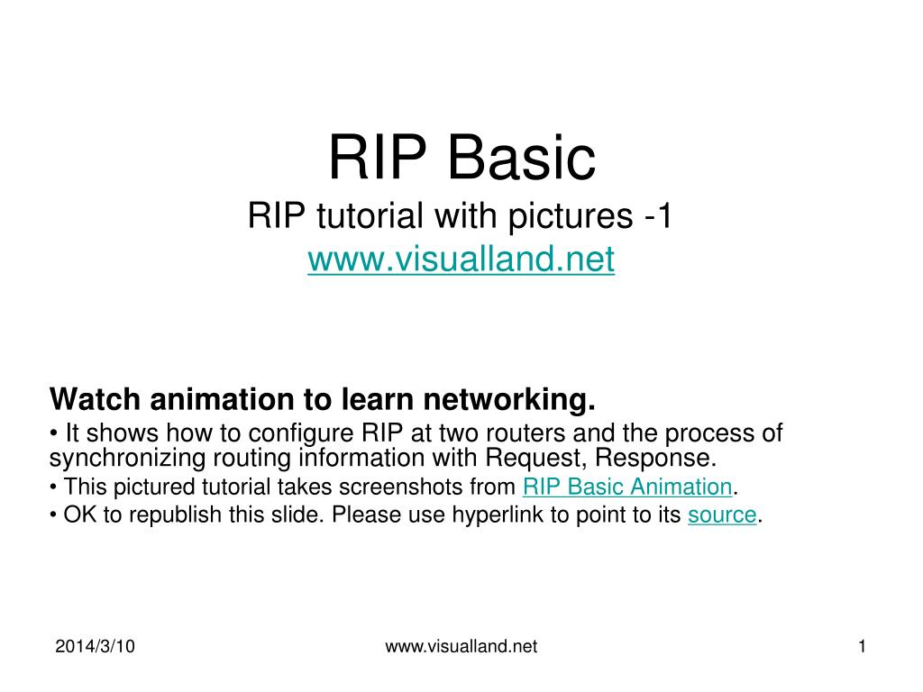 rip basic rip tutorial with pictures 1 www visualland net l.