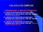 c lculo do simples4