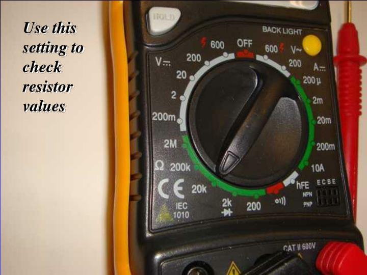 Voltmeter 101: