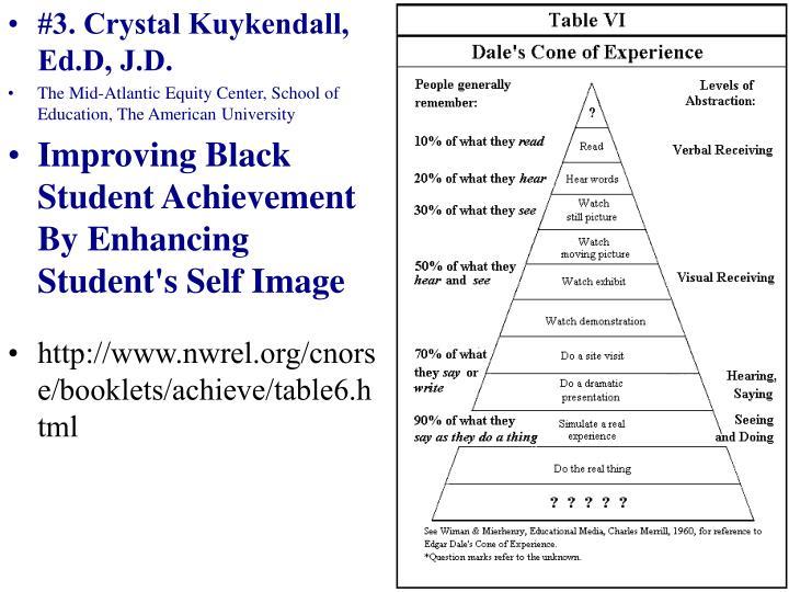 #3. Crystal Kuykendall, Ed.D, J.D.
