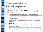 crise convulsive et benzodiaz pines 1