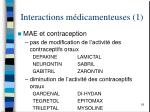 interactions m dicamenteuses 1