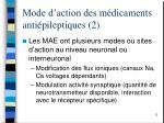 mode d action des m dicaments anti pileptiques 2