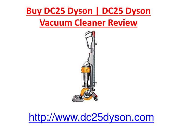 buy dc25 dyson dc25 dyson vacuum cleaner review n.