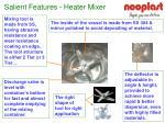 salient features heater mixer1