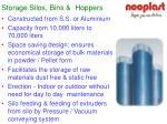 storage silos bins hoppers