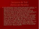 jacopone da todi donna del paradiso7