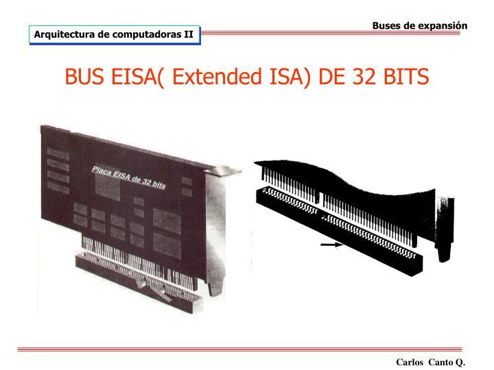 Buses de expansión