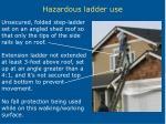 hazardous ladder use1