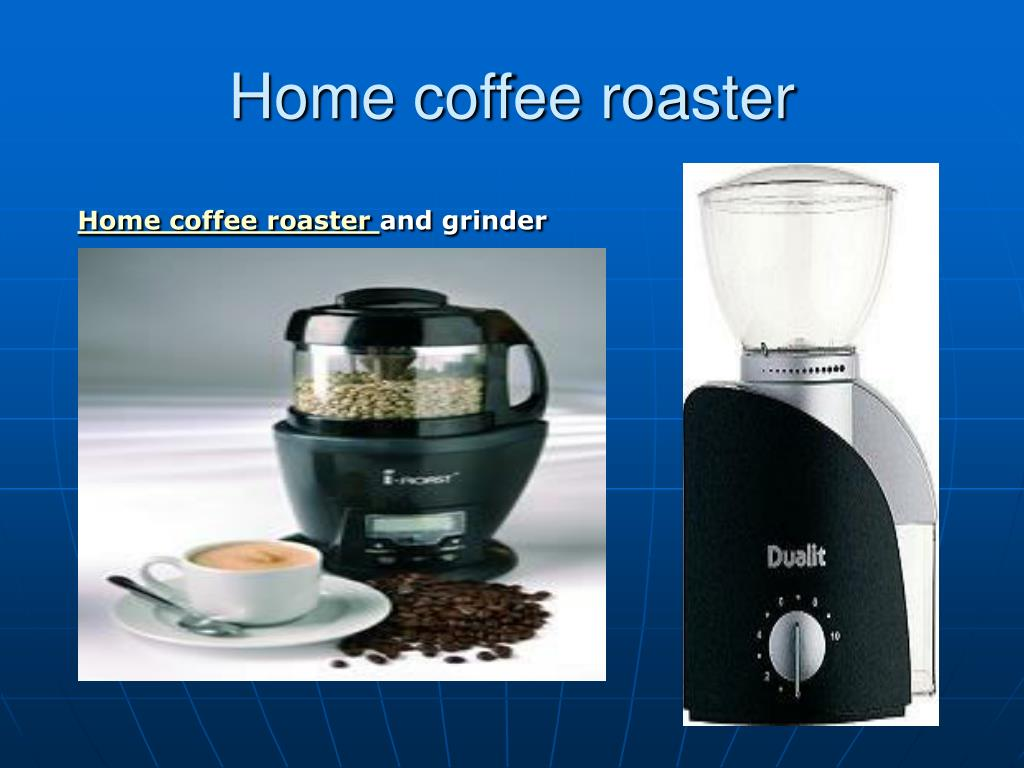 home coffee roaster l.