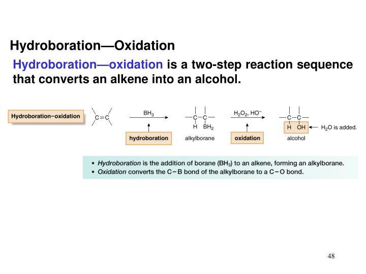 Hydroboration—Oxidation