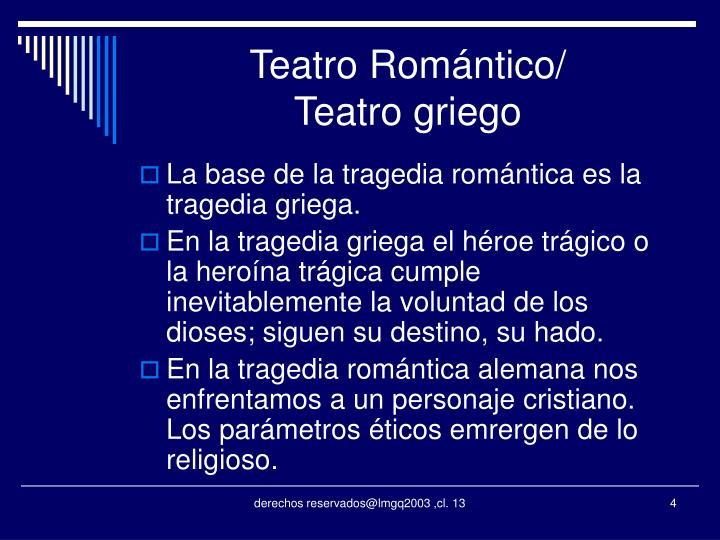 Teatro Romántico/