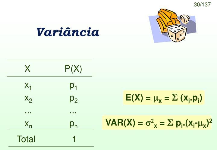 XP(X)