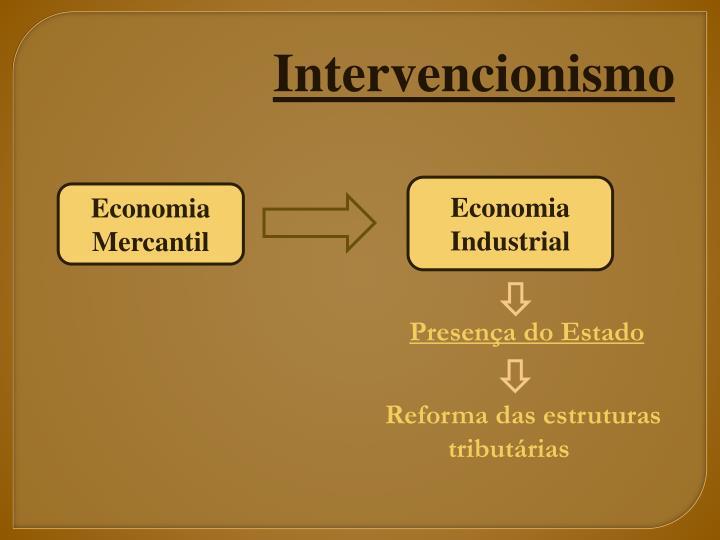Intervencionismo