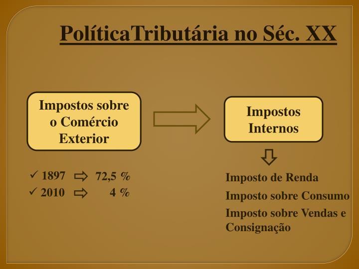 PolíticaTributária