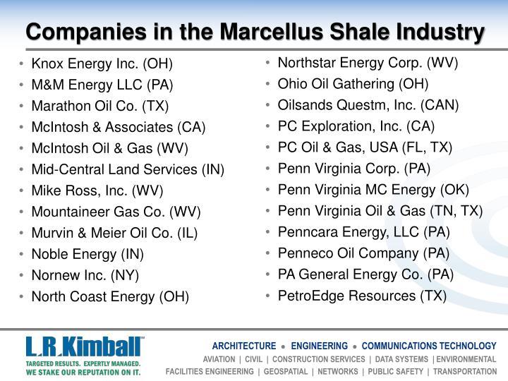 Knox Energy Inc. (OH)