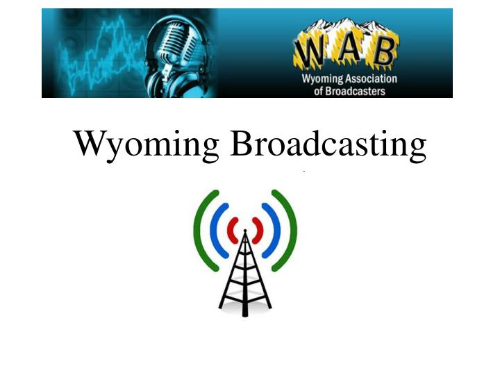 wyoming broadcasting n.