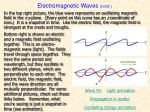 electromagnetic waves cont1