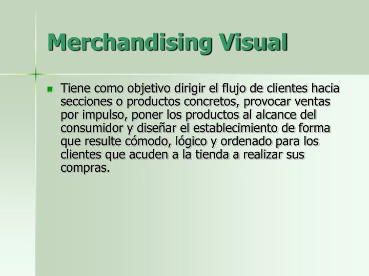Merchandising Visual