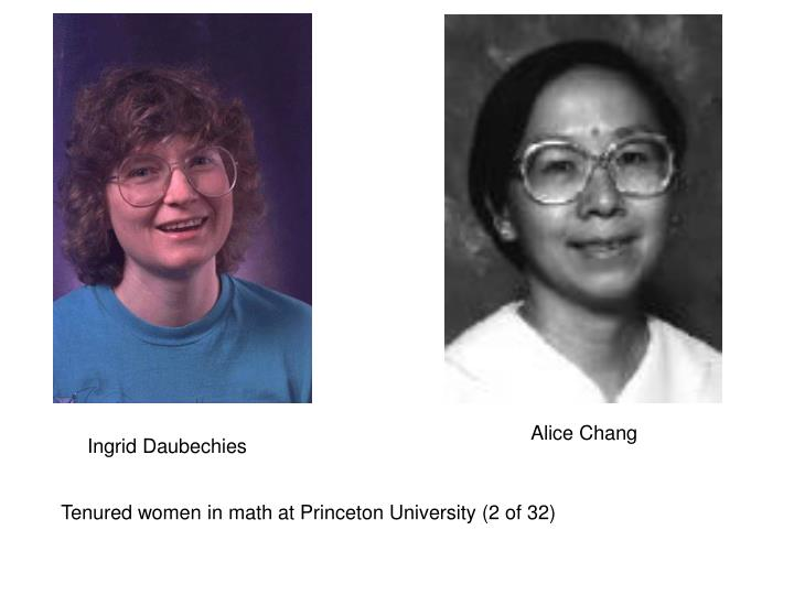 Alice Chang