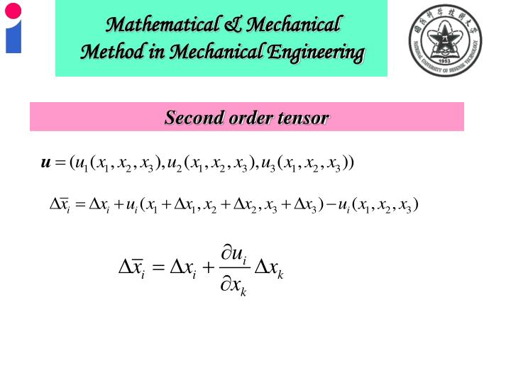 Mathematical & Mechanical