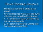 shared parenting research5