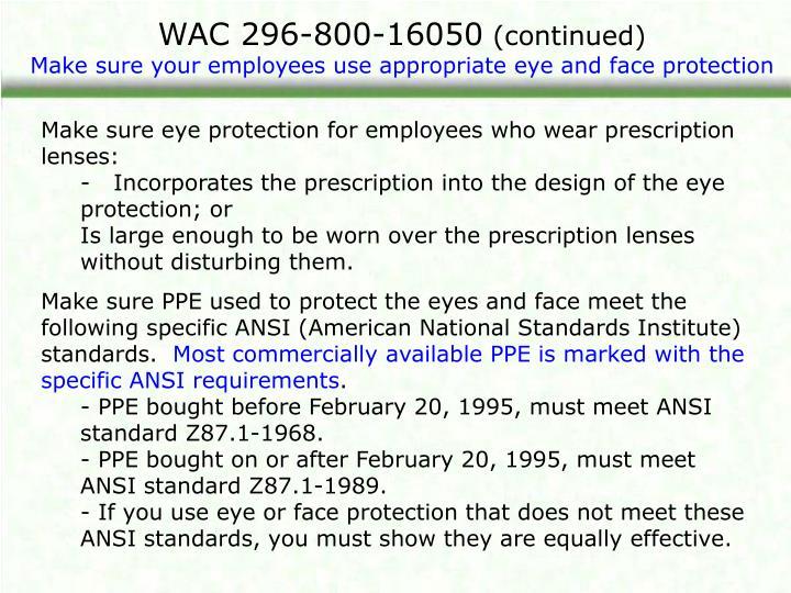 WAC 296-800-16050