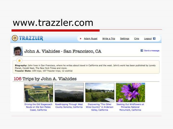 www.trazzler.com