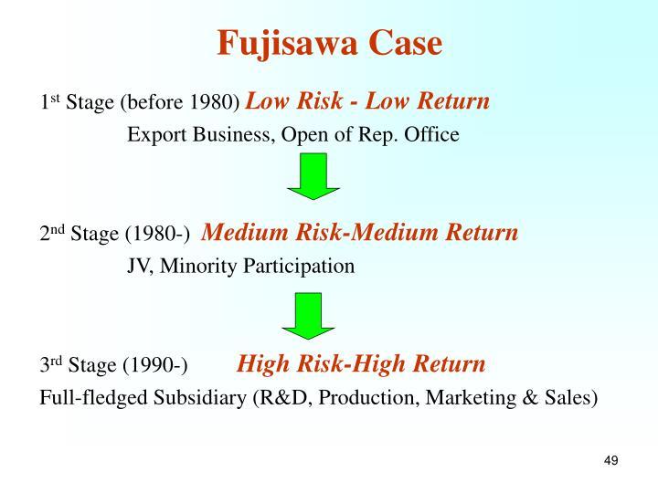 Fujisawa Case