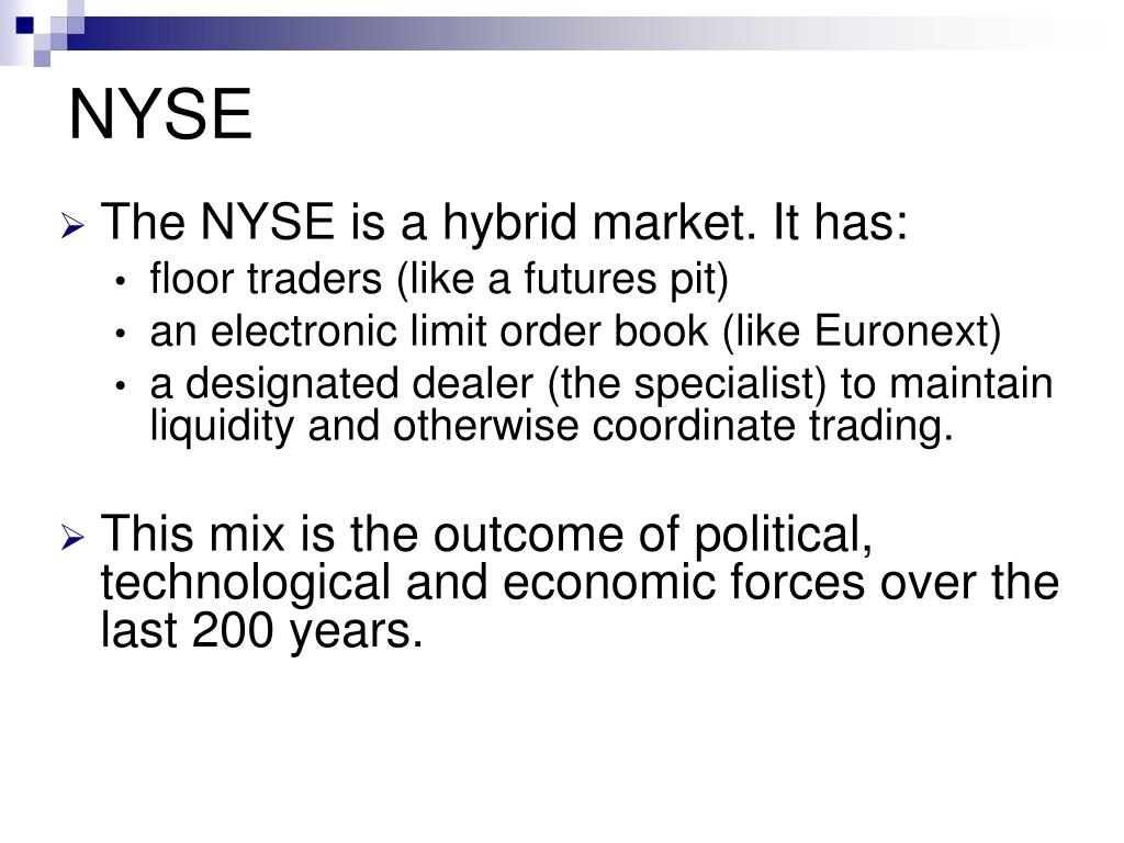 PPT - Chapter 3 How Securities Are Traded PowerPoint Presentation - ID:1275696