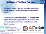 software testing process2