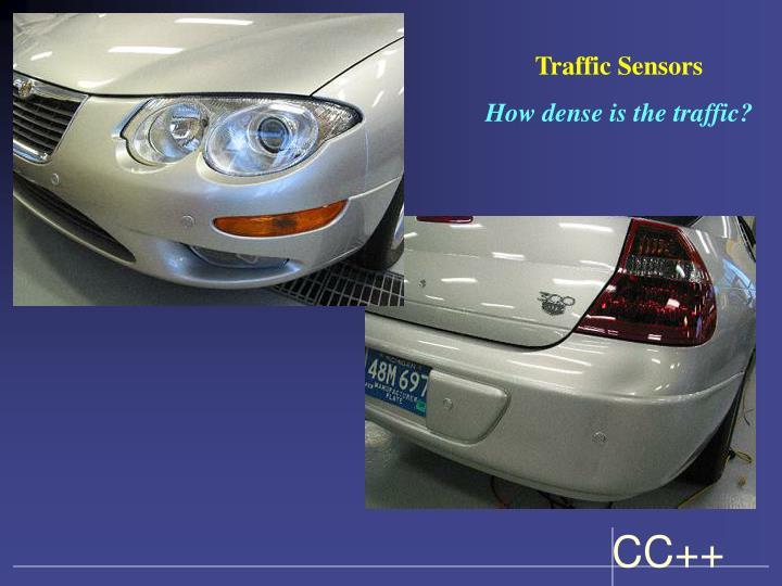 Traffic Sensors