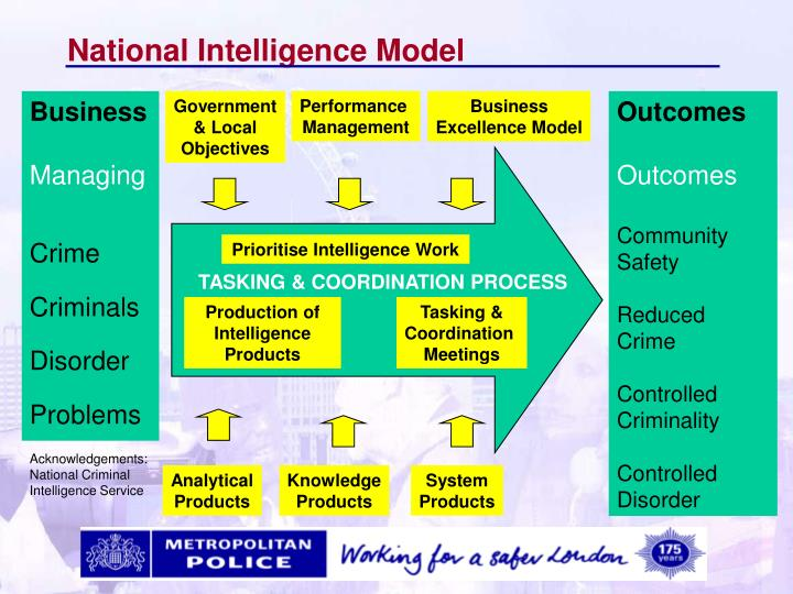 National Intelligence Model